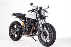 Cafe Racer Design Source Honda CR 450 Luwak @caferacerdesign