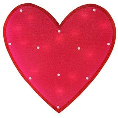 Sienna Lighted Shimmering Pink Heart Valentine's Day Window Silhouette, * You can find more details by visiting the image link. (This is an affiliate link)