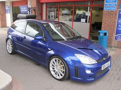 Ford Focus RS MK1 - http://www.fordrscarsforsale.com/575