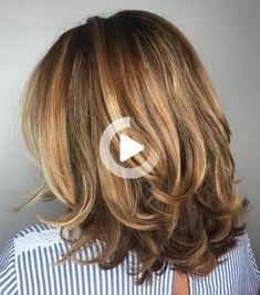 Medium Hairstyle With Long Layers Medium Length Hair Cuts With Layers, Mid Length Hair, Medium Hair Cuts, Medium Hair Styles, Curly Hair Styles, Medium Cut, Choppy Layers, Medium Layered Haircuts, Easy Hairstyles For Medium Hair