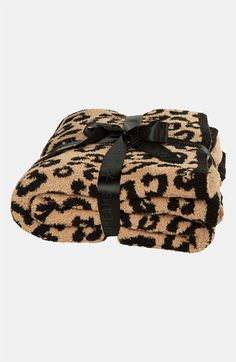 Barefoot Dreams® 'In the Wild' Throw (Online Only) | Nordstrom