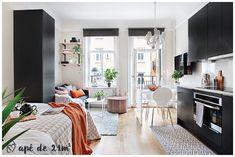 ambientes integrados minimalistas - Pesquisa Google