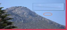 Top Secret Cigar Shaped UFO Spotted Over the Island of Cyprus (? Latest Ufo Sightings, Alien Encounters, Unidentified Flying Object, Mount Shasta, Ancient Aliens, Another World, Cyprus, Cigar, Scenery
