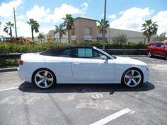 2015 Audi RS 5 Convertible - $58,998