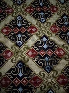 Cross Stitch Geometric, Cross Stitch Love, Cross Stitch Borders, Cross Stitch Patterns, Cross Stitch Embroidery, Embroidery Patterns, Needlepoint, Hand Knitting, Needlework