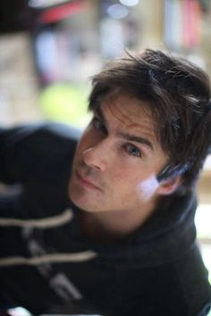 Ian looking adorbale in his own gear for ISF. So Handsome!!