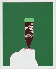 "Paris Review  Marisol (Marisol Escobar) (Venezuelan, born France 1930)    1967. Silkscreen, 32 1/2 x 26"" (85.2 x 66.0 cm). Gift of Page, Arbitrio and Resen. © 2013 Marisol"