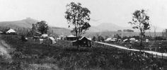 1932 photo of Busby Street in Amamoor