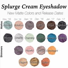 Younique's Splurge Cream Eyeshadow! Splurge is a luxurious, long-wearing cream Get yours at VampYourLashes.con