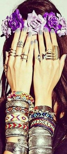 Acessorios e nails