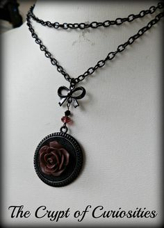 Necklace- Crypt of Couriosies