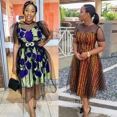 16 Gorgeous Ankara Fashion Styles For Church - Women Outfits Arican print styles for ladies. 16 Gorgeous Ankara Fashion Styles For Church Short African Dresses, African Inspired Fashion, Latest African Fashion Dresses, African Print Dresses, African Print Fashion, Ankara Fashion, African Style Clothing, Modern African Fashion, Fashion Prints