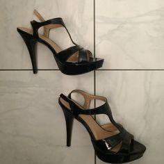 Black 9&Co Heels