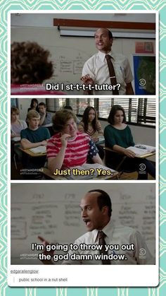 Public school in a nutshell. // funny pictures - funny photos - funny images - funny pics - funny quotes - #lol #humor #funnypictures