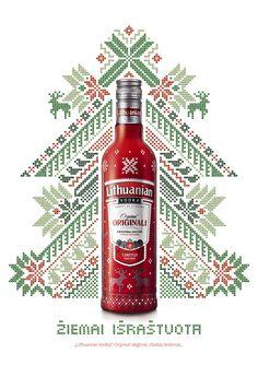 STUMBRAS Lithuanian Vodka