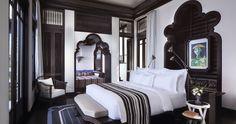 Royal Residence Bedroom. InterContinental Danang Sun Peninsula Resort | Danang,Vietnam