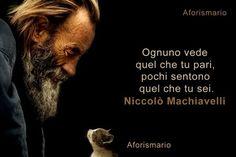 Niccolò Macchiavelli... @rt&misi@.