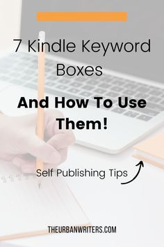 What are kindle keywords?  We explain what kindle keywords are and how to effectively use them. Writing Resources, Blog Writing, Creative Writing, Sell Your Books, Descriptive Words, Adventure Novels, Fiction And Nonfiction, Earn Money From Home, Self Publishing