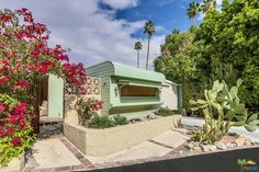 Darling '50s trailer home in Palm Springs can be yours for $55K - Curbed