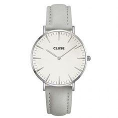 CLUSE La Bohème Silver White