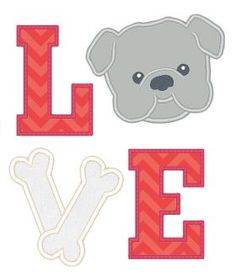 All Designs :: Love Bulldog