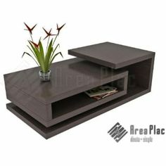 Mesa de centro on pinterest mesas coffee tables and - Mesas de centro modernas para sala ...