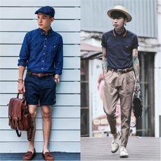 【時尚亂入】超實用!春夏男裝的4 組基本配色法 | Dappei