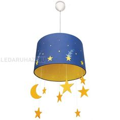 Philips Maripo Csillagok és Hold függesztett lámpa - E27 - 40426/35/16