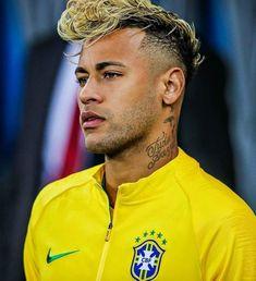 One of the greatest of all time. Messi Y Neymar, Neymar Football, Messi Soccer, Neymar Jr Hairstyle, Carlos Valderrama, Neymar Jr Wallpapers, Fifa Teams, Bae, Fc B