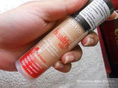 Bourjois Healthy Mix Foundation Price in India: Rs. Bourjois Foundation, Base Makeup, Eyeshadow Base, Cc Cream, Beauty Ideas, Swatch, Beauty Makeup, Vanilla