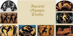Various Ancient Olympic Games    In the history, it is observed that the concept of Olympic games coming for many years ago. The ancient Ol...