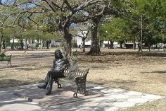 A must-see for music lovers: the John Lennon Park in Havana. #Cuba #insightCuba #travel