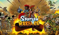 Android Game : Spartan Warfare - Free Mobile Applications,Softwares,Widgets !!
