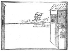John Bate, How to make flying dragons, From The Mysteries of Nature and Art, 1634