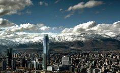 Costanera Center  Centro comercial mas alto de sud America
