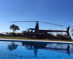 Helicopter Service!!!