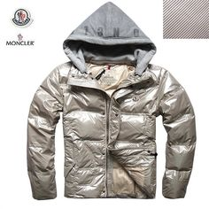 Moncler Mens Winter Down Jackets khaki with Cheap Price! Happy Shopping! - $203.15  Moncler Jackets For Men  by www.monclerlines.com/men-moncler-jacket-c-1.html