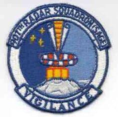 Unit Patch, 907th Bucks Harbor AFS, ME