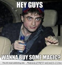 Dan Radcliffe... Every time I see this, I just laugh. So much.