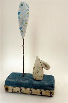 Mouse and Very Tall Tree - Shirley Vauvelle