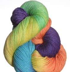 Lorna's Laces Shepherd Sport Yarn - Unicorn Parade