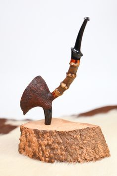 Dancing Orchid  G. Batson Pipes