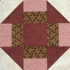 Womens Voices: A Civil War Sampler Quilt - Block of the Month