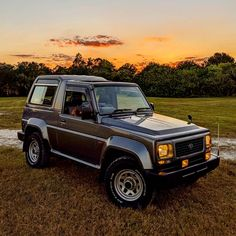 Sunset Rugger is cheating Rugger Expedition Vehicle, Daihatsu, Scale Models, Jdm, Offroad, Dream Cars, Diesel, Passion, Pickup Trucks