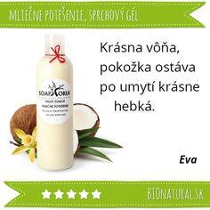 Hodnotenie sprchového gélu mliečne potešenie značky Soaphoria http://www.bionatural.sk/p/mliecne-potesenie-sprchovy-gel-250-ml?utm_campaign=hodnotenie&utm_medium=pin&utm_source=pinterest&utm_content=&utm_term=mliecne_pot_gel