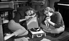 The Observer, 13 March 1960: Painful shoes, shared fitting rooms and all the self-consciousness of the typical teenager