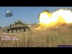 Guerra na Síria - Batalhas de 15 de junho de 2016 l Terroristas atacam Z...