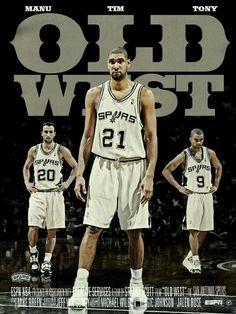 The Old West San Antonio Spurs