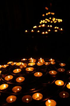 candles for my friends and friend's spouses who are suffering with cancer.  ease their pain lord, and send them your comfort.