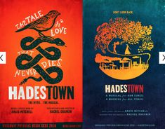 Theatre Geek, Theater, Theatre Posters, Musical Theatre Broadway, Hades And Persephone, Keys Art, Dont Look Back, Get Well Soon, Way Down